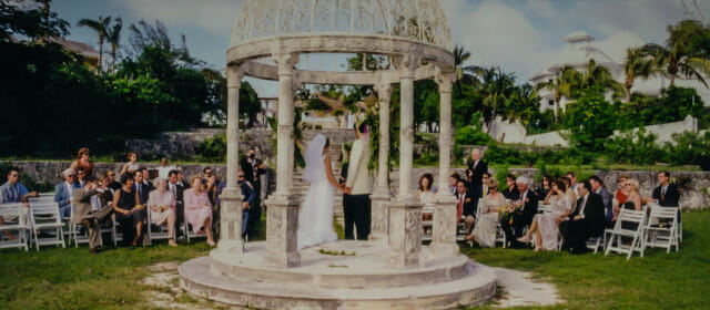 Getting Married in the Bahamas
