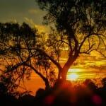 Last sunset in Madagascar