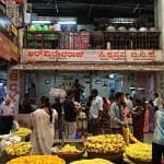 Bangalore city market