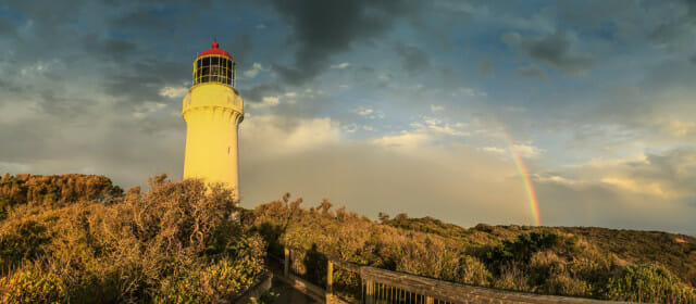 Experimenting with Night Photography in Cape Schanck