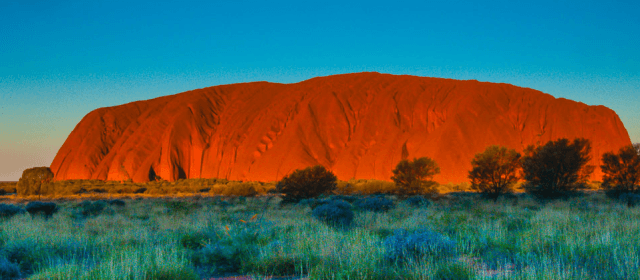 Birthday Weekend in Uluru