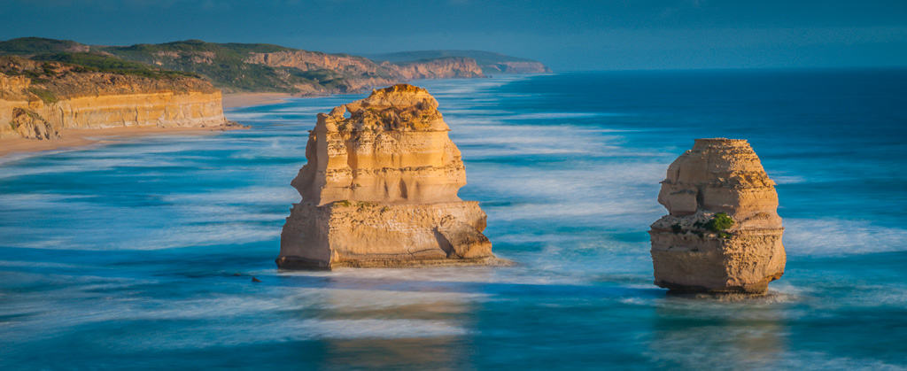 The Great Ocean Road – this time with an ND filter