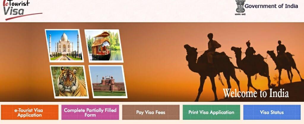 Indian Visa on Arrival. Kind of.