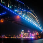 Sydney Harbour Bridge and CBD