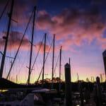 Abel Point Marina - Sunrise