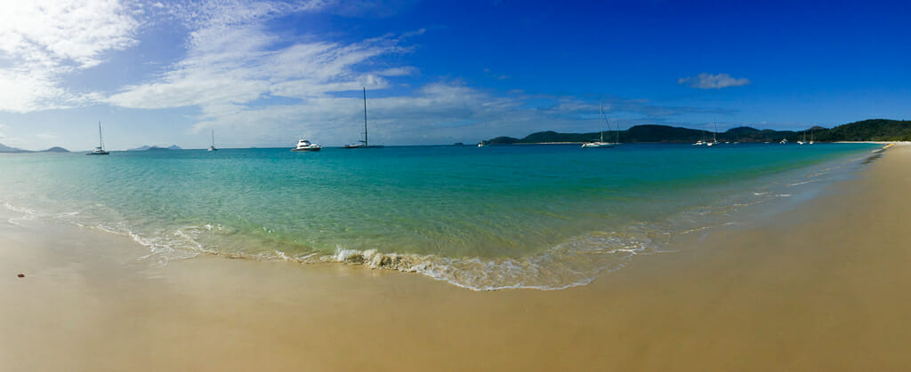 Bareboating in The Whitsundays – Take Two