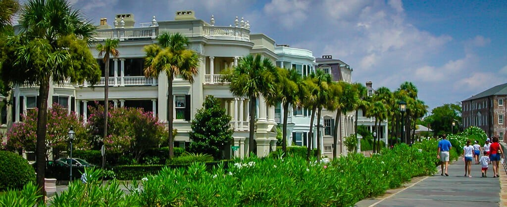 A Sticky Weekend in Charleston