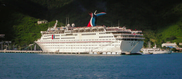 Seeing the Caribbean by Ferry: A Carnival Cruise