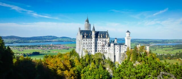 Weekend in Munich: Oktoberfest and Neuschwanstein