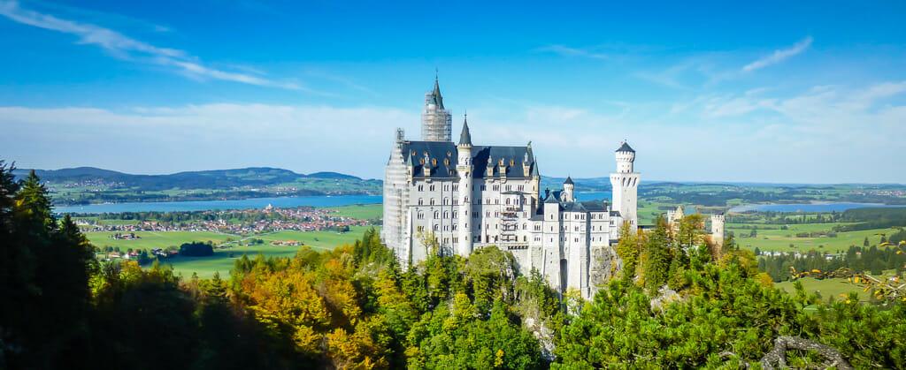 Weekend in Munich: Oktoberfest and Neuschwanstein