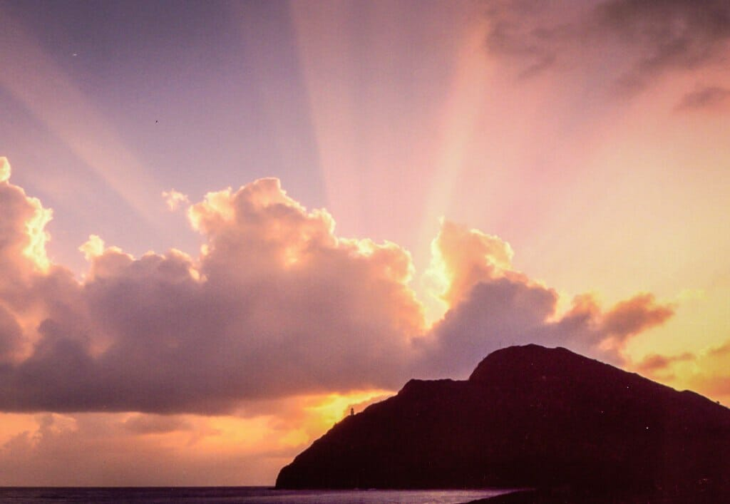 Diving in Micronesia (via Hawaii)