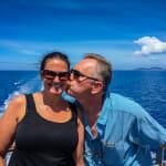 Ferry to Mana Island