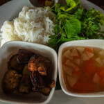 Bun cha - one of my faves