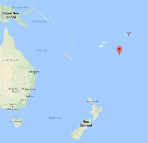 Where is Tonga?