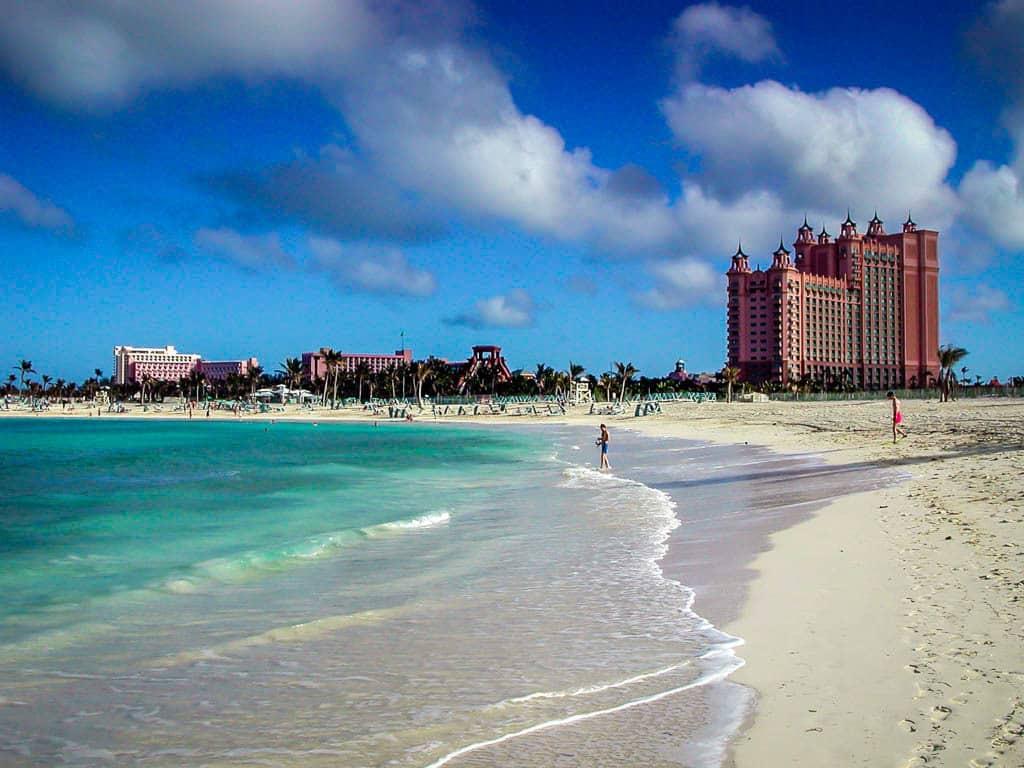Paradise Island Long Weekend