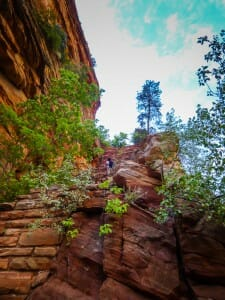 Hike to Angels Landing